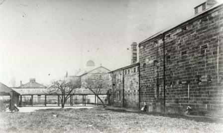 Governor Gipps Solitary Cell Block, undated - Society of Genealogists Collection